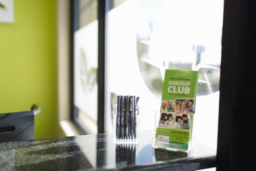 Financial Policy | Mint Leaf Dental